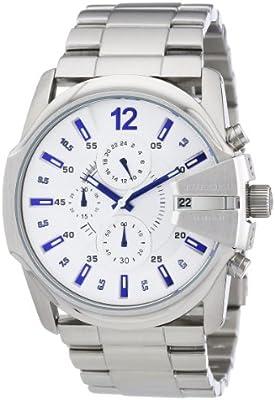 91aaa822e Diesel Watch Dz4181  Diesel  Amazon.com.mx  Relojes