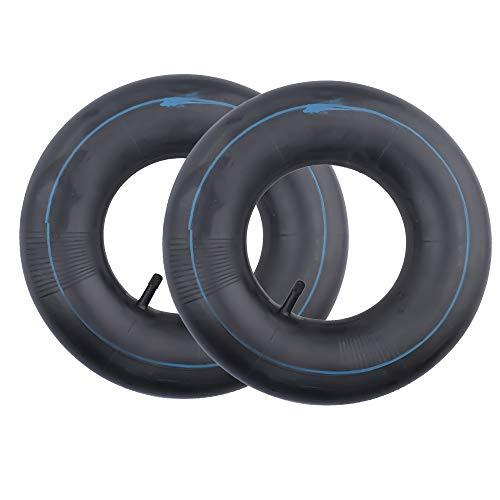 Minireen 2Pack 3.50/4.00-6 Tire Tube with TR13 Straight Valve Stem Fits 4.10/3.50-6 13x4.00-6 13x5.00-6 145/70-6
