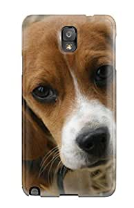 Shock-dirt Proof Beagle Dog Case Cover For Galaxy Note 3