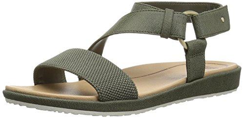 Dr. Scholl's Shoes Women's Powers Sandal, Green, 6.5 M US - Dr Scholls Shoes Com