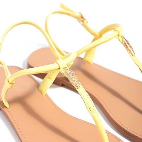 Parfois - Sandalias Special Price - Mujeres Amarillo
