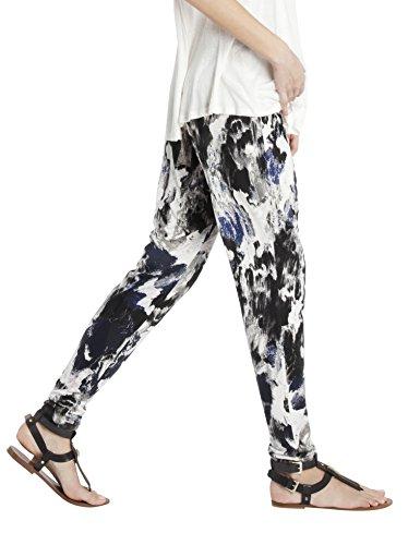 BDBA 076 Pants Blue, Pantalones para Mujer Blue