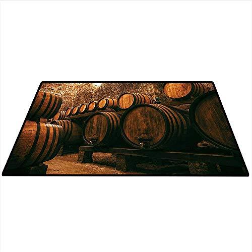 wine cellar area rug - 6