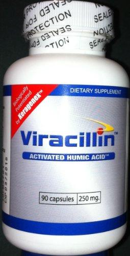 Viracillin 250 MG 90 Caps - Acid 250 Mg 90 Caps