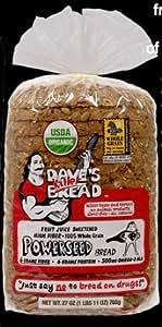 Dave's Killer Bread - Powerseed Bread - 2 loaves - USDA Organic