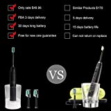 Sonic Electric Toothbrush, Power Rechargeable