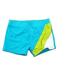 Aivtalk Boys Swimming Trunks Tight Seaside Swim Boxer Shorts Underpants