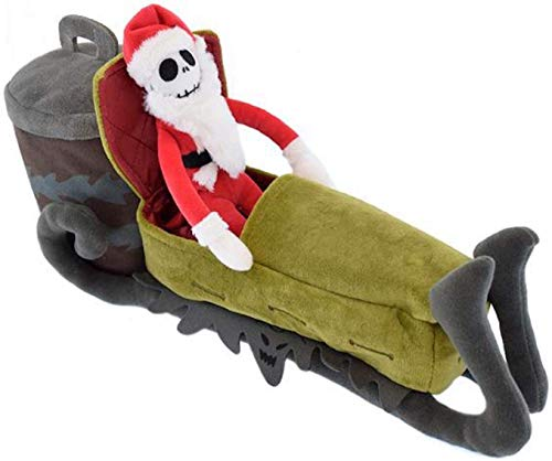 Disney Parks Jack Skellington as Santa Claus in -