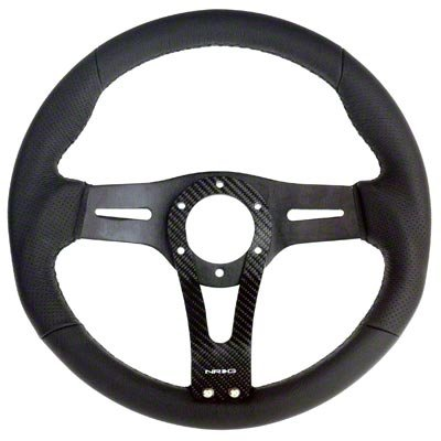 nrg carbon steering wheel - 4