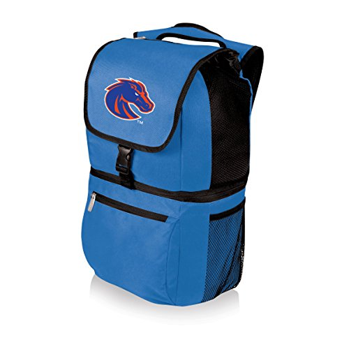 State Picnic Backpack (NCAA Boise State Broncos Zuma Insulated Cooler Backpack, Blue)