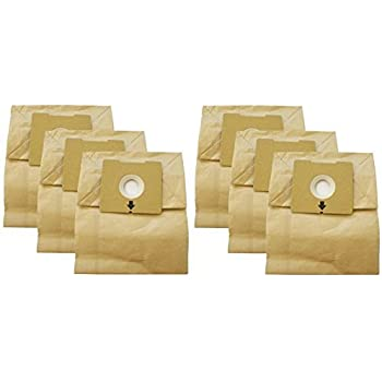Amazon.com: Bissell Dust Bag 3pk 4122 Series # 2138425: Home ...