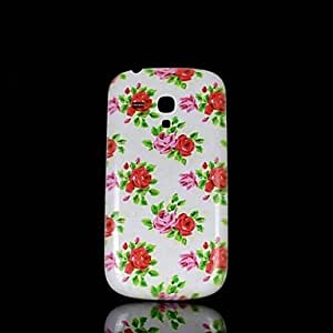 QYF Samsung S3 Mini I8190N compatible Graphic Plastic Back Cover