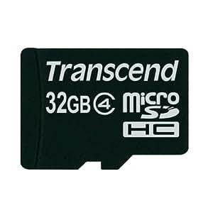 Tarjeta de memoria microSD de 32 GB y adaptador sd para Huawei Ascend g620s, color negro
