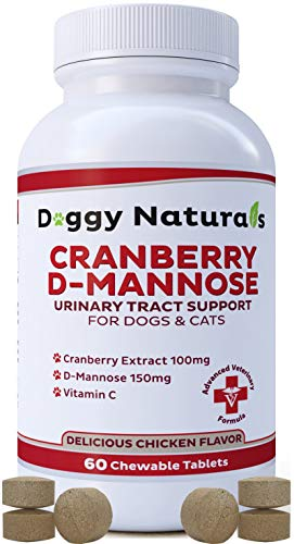 Cranberry D Mannose Dogs