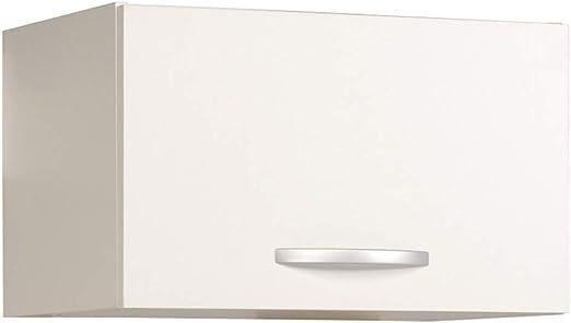 Pegane - Mueble alto de almacenaje sobre campana extractora, color blanco, 40 x 35,6 x 57,9 cm: Amazon.es: Hogar