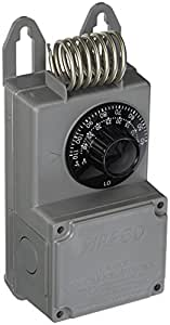 peco tf115 001 nema 4x line voltage thermostat gray hvac controls rh amazon com
