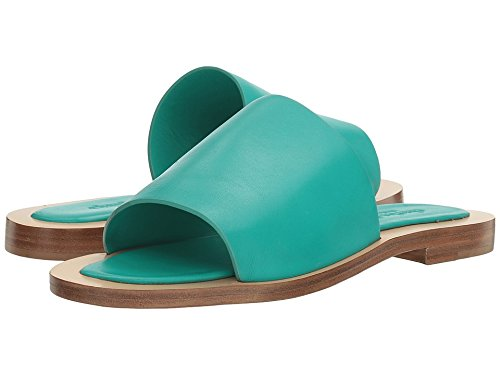 CHARLES BY CHARLES DAVID Women's Charles David - Casey Emerald Leather Flat