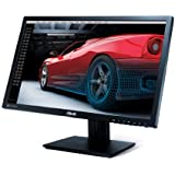 "ASUS PB278Q 27"" WQHD 2560x1440 PLS/ IPS DisplayPort HDMI DVI-D VGA Ergonomic Back-lit LED Monitor"