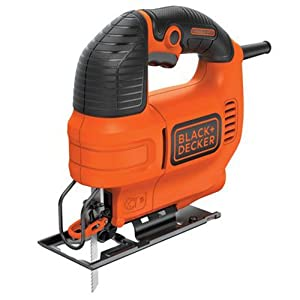 BLACK+DECKER BDEJS300C Jig Saw, 4.5-Amp