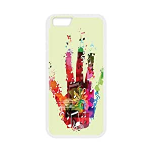 Palm Image On Back Phone Case For iPhone 6,6S