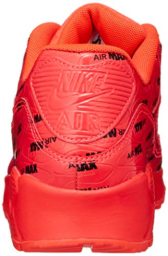 Crimson Homme 90 Multicolore bright Nike Chaussures Max Premium Air De black 001 Gymnastique Crimson bright 70cxaBw1qB