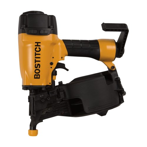 BOSTITCH N66C-1 1-1/4-inch to 2-1/2-inch Coil Siding Nailer with Aluminum Housing