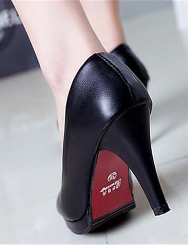 GGX/Damen Schuhe Stiletto Heel Heels Heels Office & Karriere/Kleid Schwarz black-us5 / eu35 / uk3 / cn34