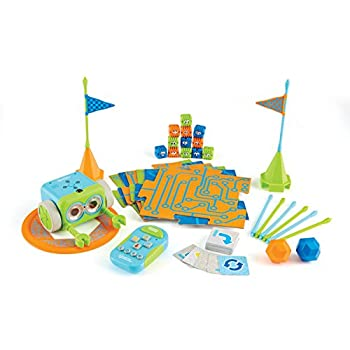 Studying Sources Botley the Coding Robotic Exercise Set, Homeschool, Coding Robotic for Youngsters, STEM Toy, Programming for Youngsters, Ages 5+