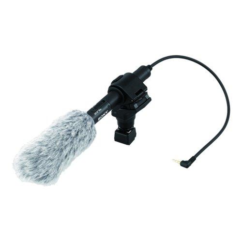 Mount Shock Spacers (Sony ECM-CG50 Shotgun Microphone for NEX-VG10 and HDR-FX1000 - Black)