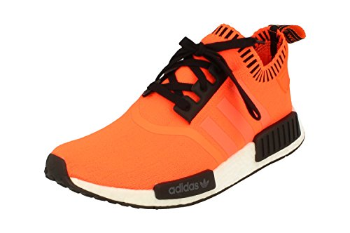 Mixte Ac8171 Adulte Orange Black R1 Adidas Pk Baskets Noise White 363 Nmd W q0Yw871