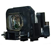 Panasonic PT-AX200U Projector Lamp Assembly with High Quality Genuine Original Philips UHP Bulb Inside ET-LAX100 by IET Lamps