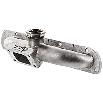 Amazon.com: ZZPerformance Ecotec Stainless Turbo Manifold (38mm 2 Bolt Wastegate Flange): Automotive