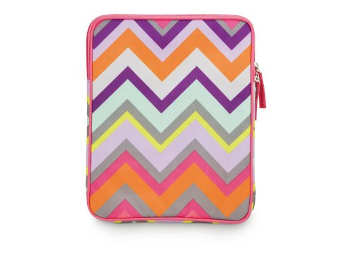 All For Color Chevron Tablet Sleeve