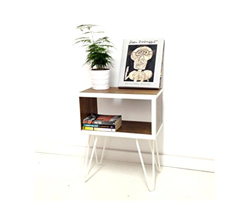 Amazon.com: Hairpin Legs Table, Mid Century Modern Tables ...