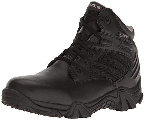 Bates Women's Gx-4 4 Inch Boot, Black, 8 M US by Bates