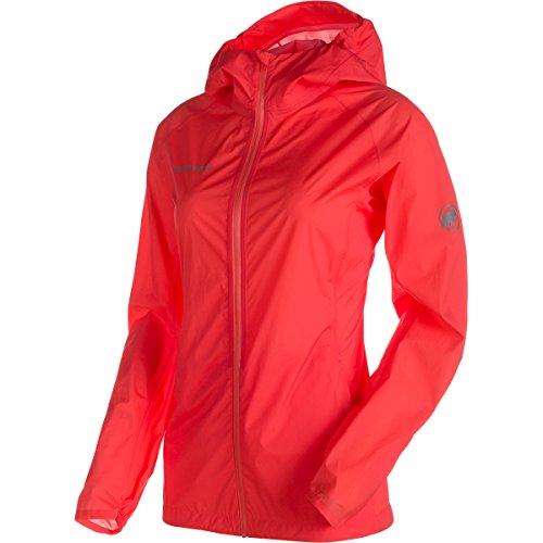 Mammut Rainspeed HS Jacket Women (Hardshell Jackets) barberry