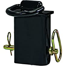 Buyers Products B38SP D-Ring (D-Ring,Stake Pocket,Black Powder Coat)