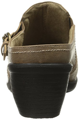 Burnish Street Easy Women's Mule Stone Calm X6dwqz