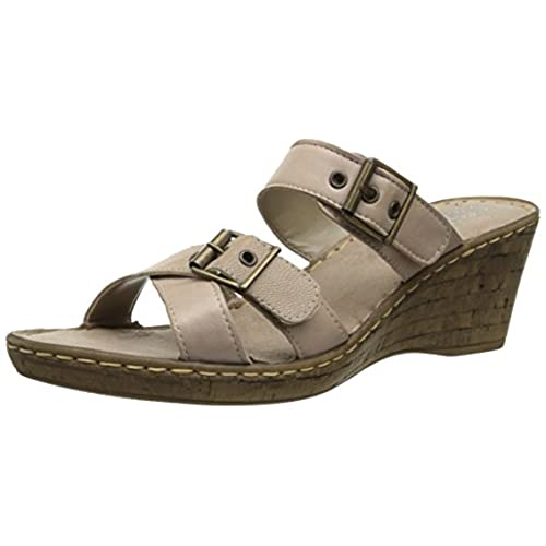 Bella Vita Made in Italy Women's Modena Wedge Sandal get discount