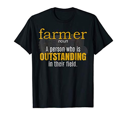 Funny Farmer Farming T-Shirts Farm Owner Gifts Tractor Lover (Best Gifts For Farmers)
