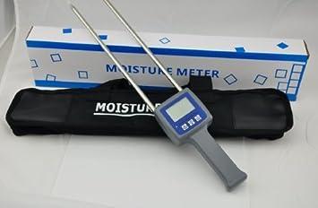 Kmise 4 Digital LCD Moisture Meter Tester TK100W