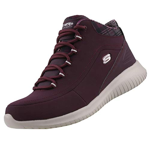 Femmes Ultra Baskets Skechers Burgandy Flex EUR 39 dRp4w5xA4q