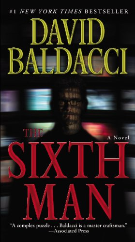 The Sixth Man - Book #5 of the Sean King & Michelle Maxwell