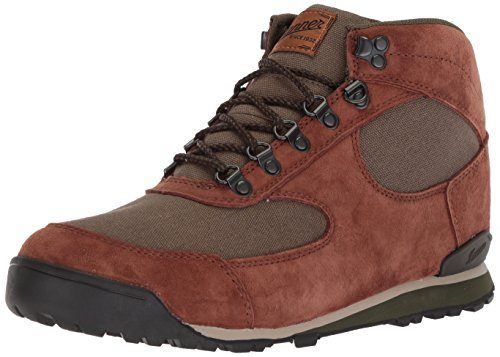 Danner Men's Jag-M's Fashion Boot, Bark/Dusty Olive, 9.5 D US