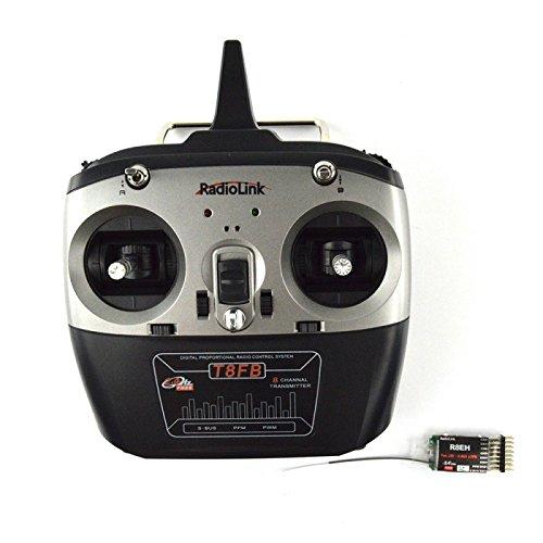 RadioLink-T8FB-24GHz-8CH-Transmitter-w-R8EH-8CH-Receiver