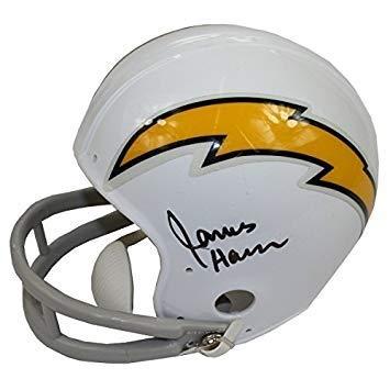 brand new ead0f cb769 Amazon.com: James Harris Autographed Signed San Diego ...