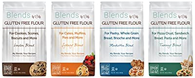 Blends by Orly Gluten Free Flour Variety Pack