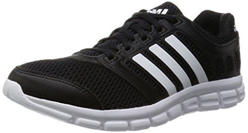 adidas Herren Breeze 101 2 Laufschuhe, Bunt, Talla Unica Schwarz (Core Black/Ftwr White/Core Black)