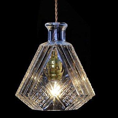 SQ - lámpara de techo 1 luces W Simple para manualidades ...