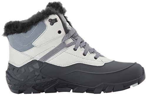 Merrell Aurora 6 Ice+ Waterproof, Zapatos de High Rise Senderismo Mujer Ash